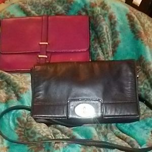 Kate Spade and Coach Crossbody Bags
